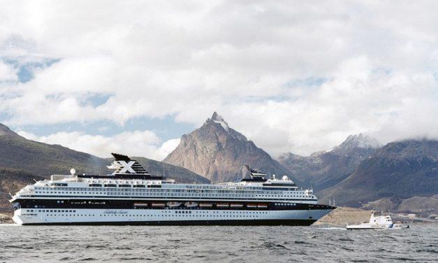 La industria de cruceros eleva el crecimiento del turismo antártico en un 44%