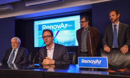 Se recibieron ofertas por US$ 520 millones en la Ronda 3 de RenovAr
