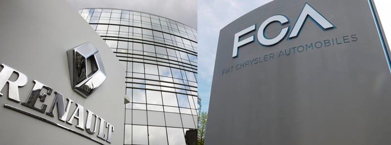Fiat Chrysler y Renault negocian una fusión para superar el reto eléctrico