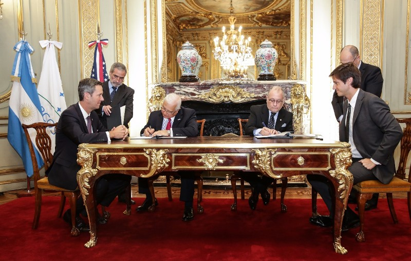 Plaza Logística recibe US$45 millones de la OPIC para ampliar su infraestructura en Argentina