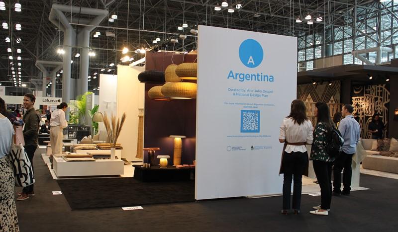 Empresas argentinas de la industria de la moda participaron de la Semana del Diseño en Nueva York