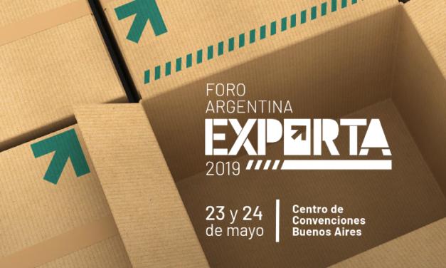 Se realiza desde el jueves el Foro Argentina Exporta