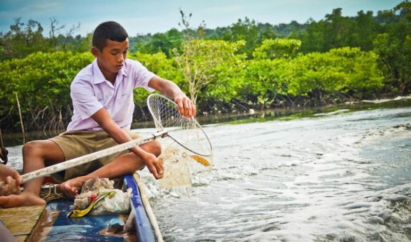 La UICN lanza convocatoria de propuestas para reducir las fugas de plástico en el océano