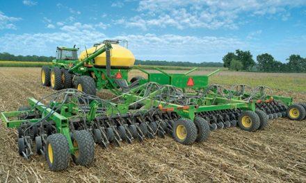 Moderada mejora para la maquinaria agrícola y agropartes de Córdoba