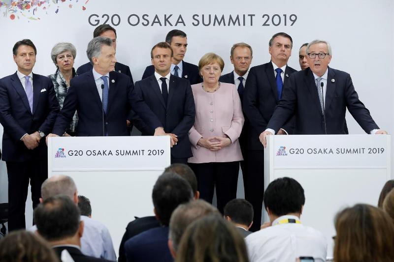 Mercosur-Unión Europea: Acuerdo Histórico de Asociación Estratégica