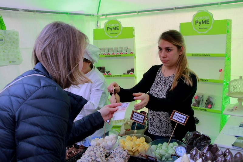 El Mercado Gourmet convocó a una multitud en La Plata