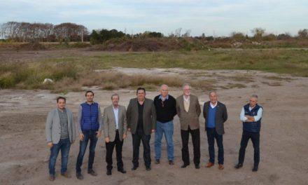 Colonia Caroya presentó su Parque Industrial y Centro Comercial a Cielo Abierto