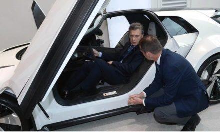 Las cuatro medidas del Gobierno para reactivar la industria automotriz