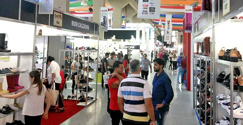 Comenzó nueva edición de la Exposición de Calzado de la Región Centro – EXICAL