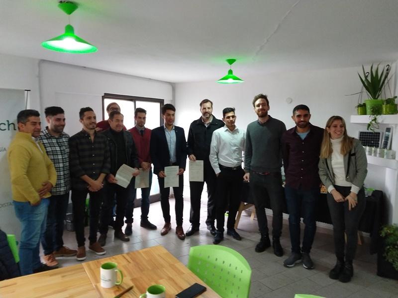 Greentech lanza Incubadora para emprendimientos en Energías Renovables