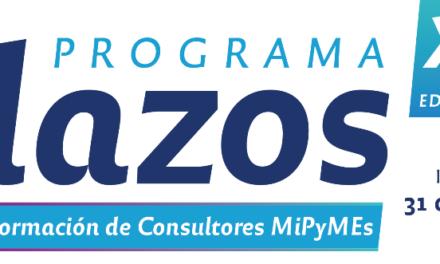 Programa Lazos: Capacitación gratuita para consultores MiPymes