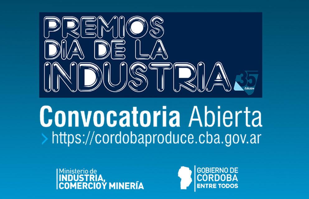Premios Día de la Industria: convocatoria para empresas