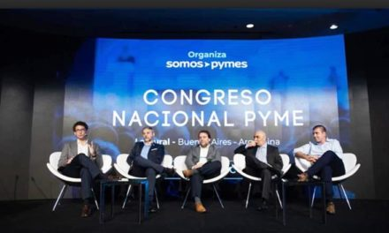 Congreso Nacional Pyme: Mayer confirmó que el Gobierno está trabajando en una nueva ley para el sector