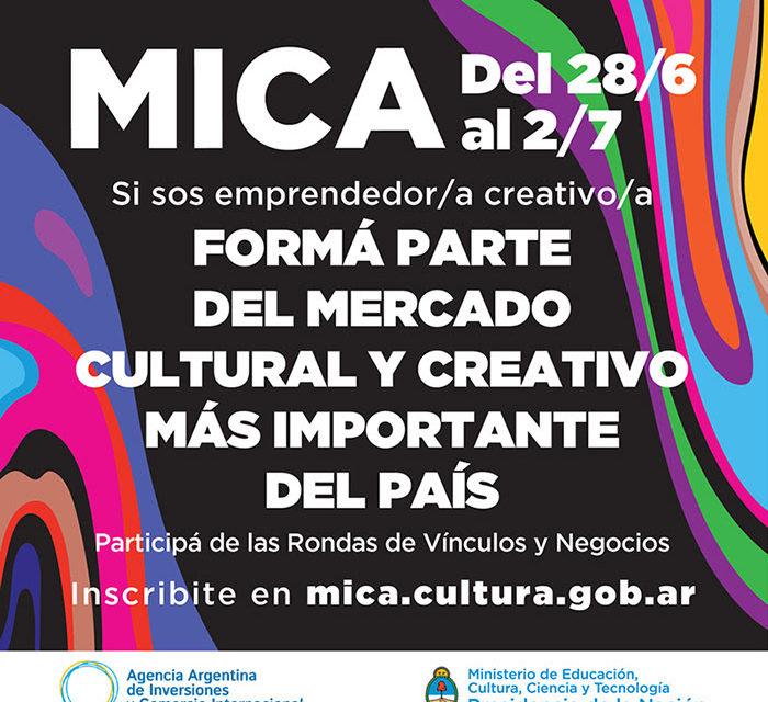 MICA: Se viene la 5° edición del Mercado de Industrias Creativas Argentinas