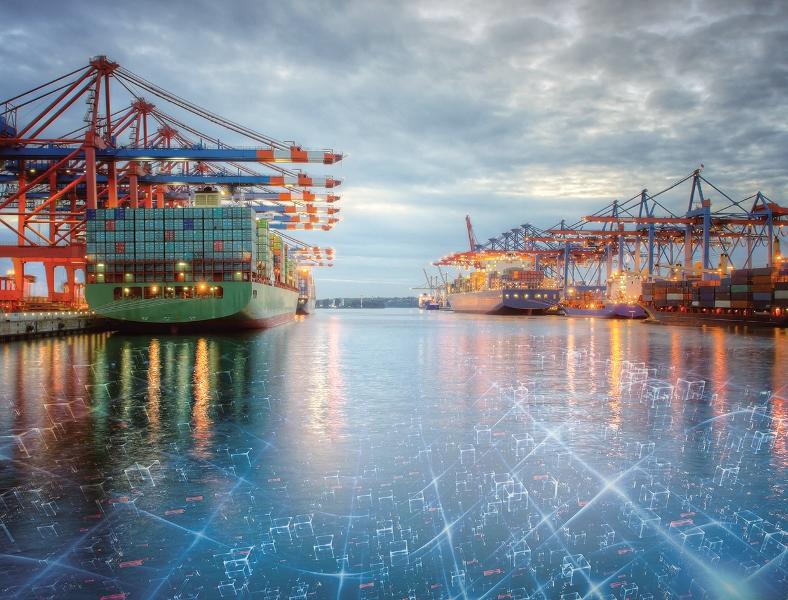 TradeLens, la plataforma de blockchain de Maersk e IBM