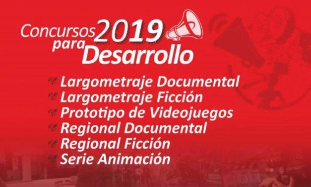 Polo Audiovisual abrió los concursos para desarrollo de proyectos
