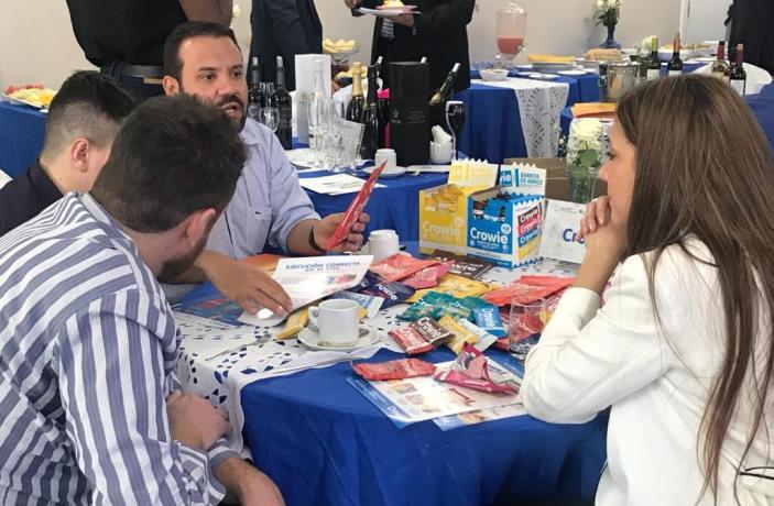 Agroindustria continúa con la promoción de pymes de alimentos argentinos en Rondas de Negocios