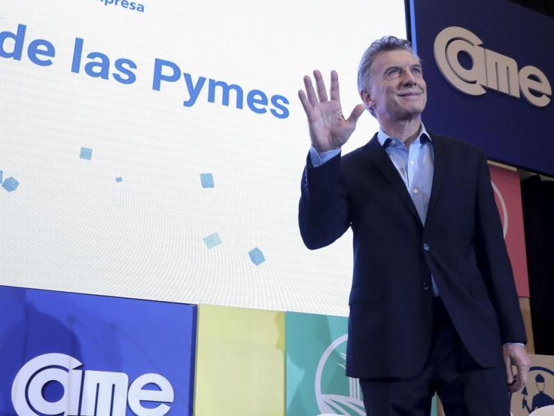 """Para Macri, las retenciones a la exportación son un """"mal impuesto que tiene que desaparecer"""""""