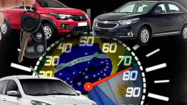 El lado B del plan de incentivos: los autos brasileños arrasan y los nacionales quedan rezagados