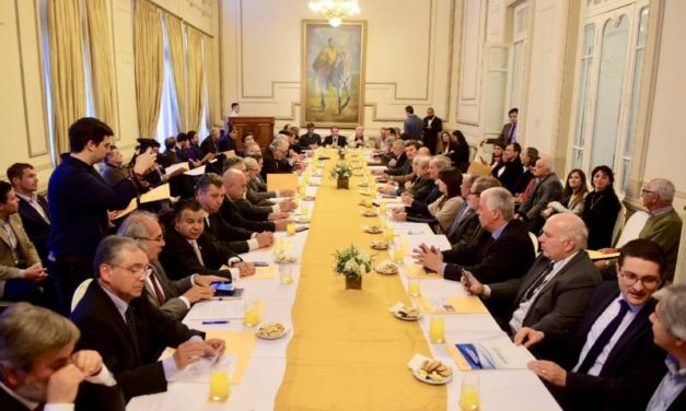 Empresarios del corredor bioceánico central reclaman a los gobernantes del Mercosur y países asociados avanzar hacia un regionalismo abierto
