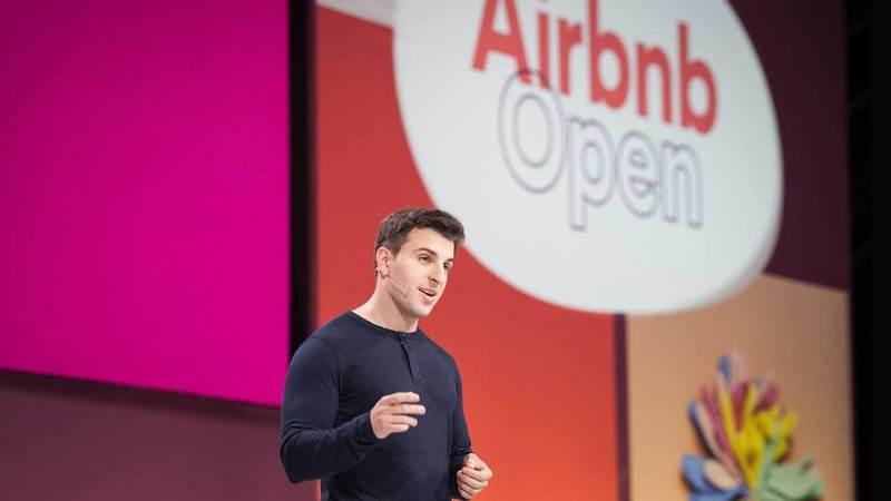 Brian Chesky, el cocreador de Airbnb que saldó deudas vendiendo cereales