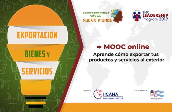 """Nuevo Curso Gratuito """"Exportación de Bienes y Servicios"""", orientado a Pymes y Emprendedores"""