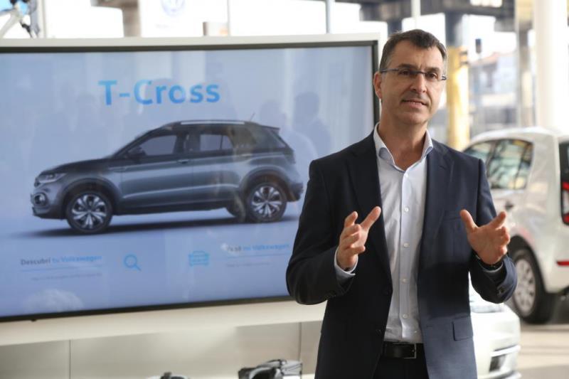 Volkswagen inauguró el primer concesionario digital del país