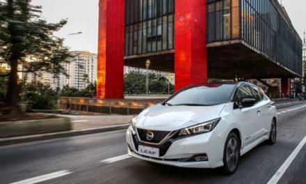 Nissan ya vende en el país su auto 100% eléctrico