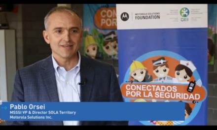 Conectados por la Seguridad inicia en Argentina su gira regional 2019