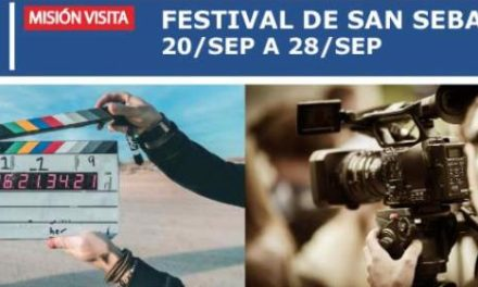 Convocatoria: Misión visita a Festival de San Sebastián 2019