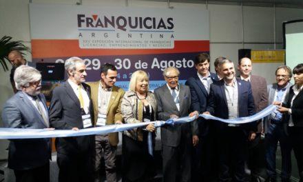 Intensa actividad en la apertura de Expo Franquicias