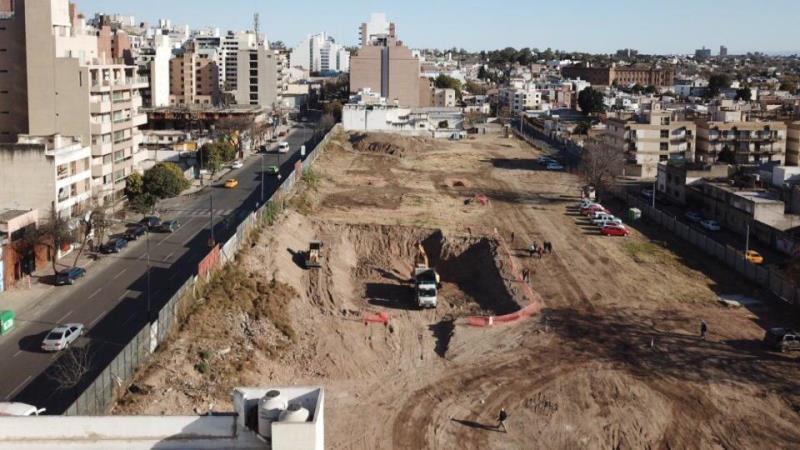Luz verde para Pocito: Grupo Proaco comenzó las obras y lleva vendido USD 12 millones