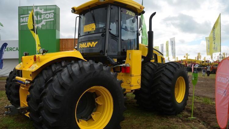 En Córdoba se desarrolló el primer tractor «híbrido» del país