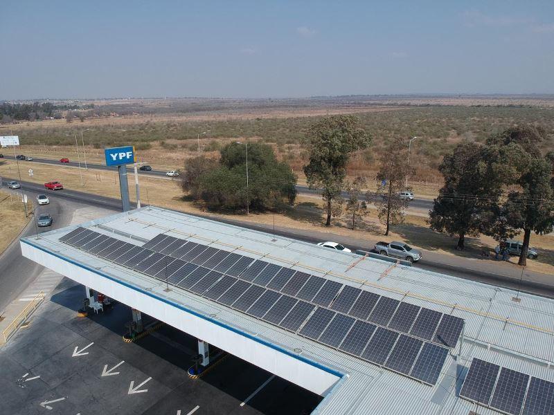 El primer USUARIO – GENERADOR PyME de Energía Solar del país es una Estación de Servicios de Córdoba