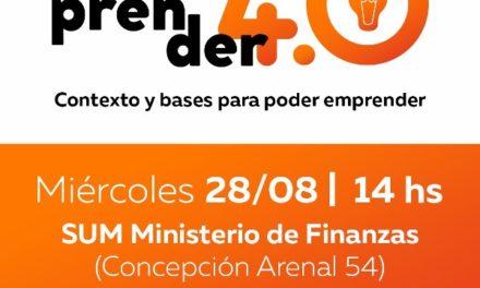 La incubadora de emprendedores ANDÉN invita a EMPRENDER 4.0