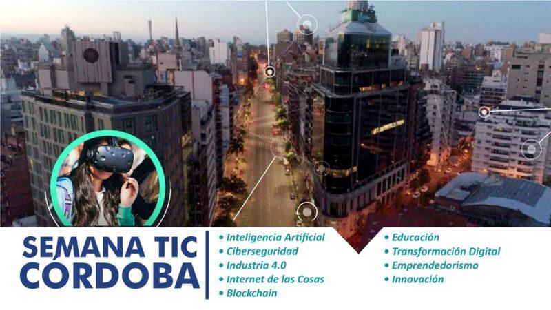La Semana Tic 2019 suma tecnología y desarrollo en toda la provincia