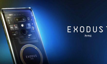 HTC lanza el primer smartphone con tecnología Blockchain