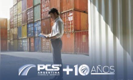 Más de 10 años acompañando a las PYMEs en el camino del Comercio Internacional