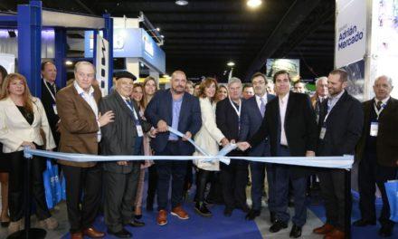"""El Ministerio de Producción bonaerense presentó su programa de Mejora Productiva para las PyMEs en la feria """"Somos Industria"""""""