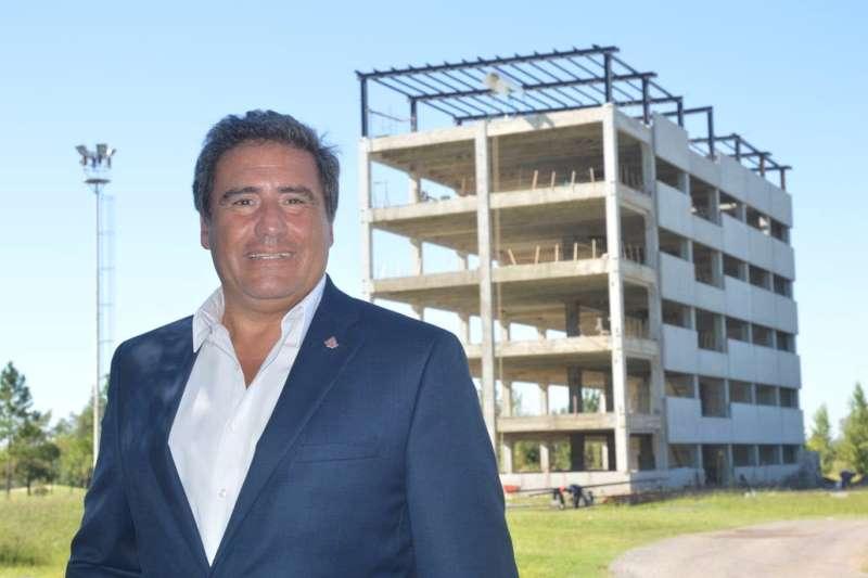 """Daniel Parodi: """"Hoy no se vende el metro cuadrado sino soluciones"""""""