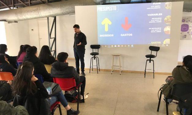 Educación financiera y seminario de economía en Córdoba