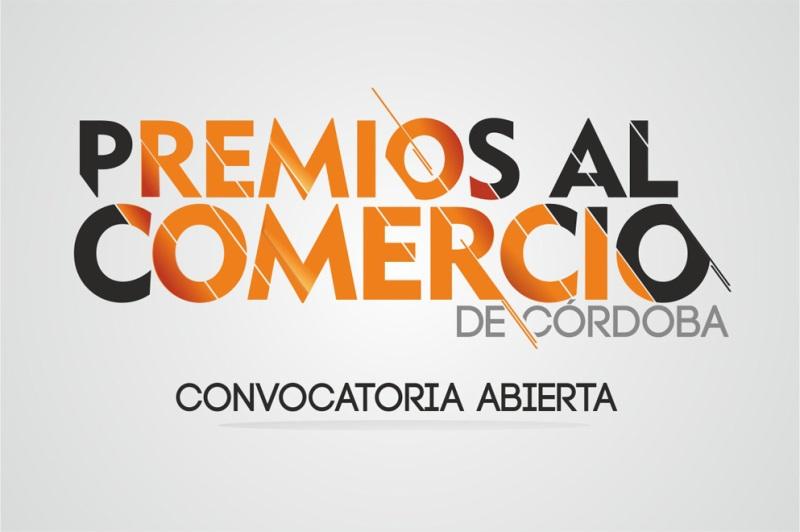 """Convocatoria a los """"Premios al Comercio de Córdoba"""" 2019"""