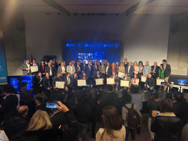 """Estos son los ganadores de los """"Premios Día de la Industria 2019"""""""