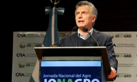"""Macri: """"Logramos triplicar las exportaciones de carne y estamos trabajando para abrir nuevos mercados"""""""