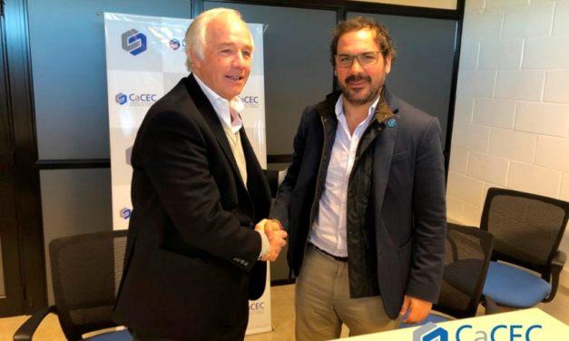 CaCEC firma acuerdo estratégico con Puerto Buenos Aires