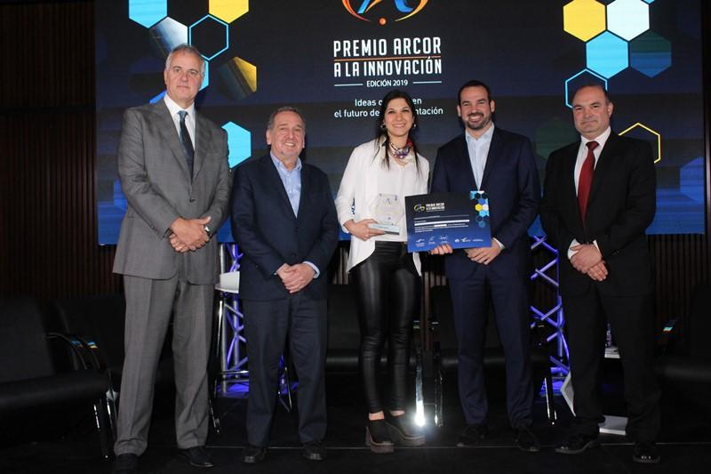 """Se entregó el """"Premio Arcor a la Innovación"""""""