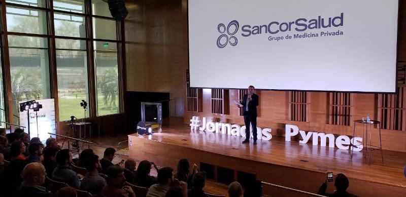Grupo SanCor Salud presente en Jornadas Tour Pymes