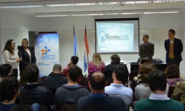 IncubaCor: Ya están abiertas las inscripciones para la cuarta cohorte
