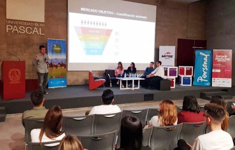 El Social Media Day Córdoba 2019 reunirá a referentes de la economía digital
