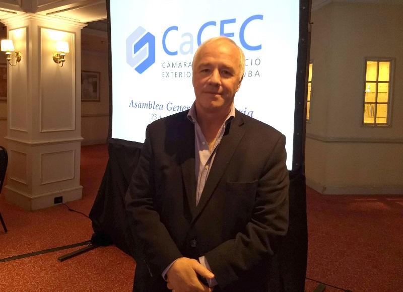 Marcelo Olmedo renueva su mandato como Presidente de CaCEC